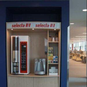 Selecta Finess är ett modulbaserat inredningssystem