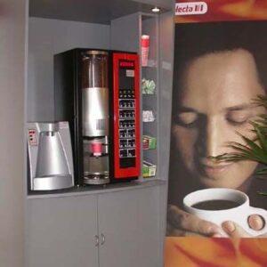 Alecta för kaffemaskin