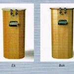 Till Vattentornet friskt vatten tillverkar vi trähöljet